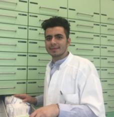 Kundenbetreuer in der Apotheke Jedlesee in Wien, 21. Bezirk